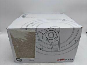 Polk Audio (MC80) High Performance In-ceiling Speaker - White -JD0799