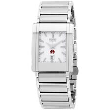 Rado Integral White Dial Stainless Steel Automatic Men's Watch R20692102