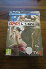 UFC TRAINER   +  STRAP DE CUISSE    --  NEUF   -----   pour PS3