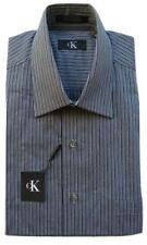 Camicie classiche da uomo grigi regolanti