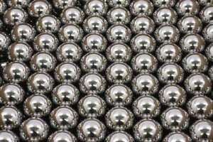 """STEEL BALLS - 1/16""""  to 5/16"""" - ball bearings - various Imperial sizes -QTY 50"""