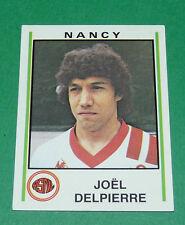 N°177 JOËL DELPIERRE ASNL NANCY PANINI FOOTBALL 81 1980-1981