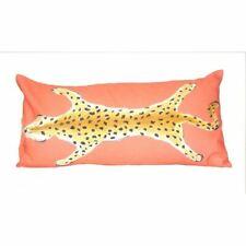Leopard Lumbar in Orange