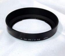 Used Genuine Minolta A 28-80 / 4-5.6 Lens Hood (2503001)