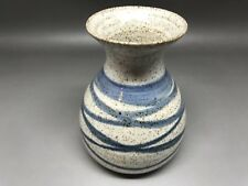 Studio Pottery Vase - 8.75 Cm Tall - Possibly Ellie Pearson - Orkney (?)
