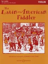 El violinista latinoamericana, partituras; Huws Jones, Edward. - 979006011535