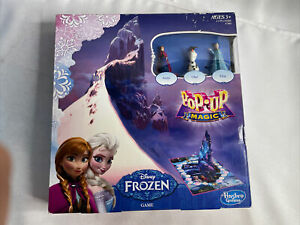 Brand New Disney Frozen Pop - Up Magic Game - Hasbro Gaming(CB1)