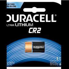 4 x Duracell CR2 3V Litio Foto Batteria DLCR2 ELCR2