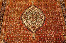 Cir 1910's Antique High Kpsi Persian Bijar Rug 3.10x5.8 Village Woven_Kork Wool