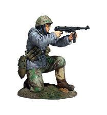 Britains soldados 25056-alemán Volksgrenadier arrodillado disparo Parka MP-40 en