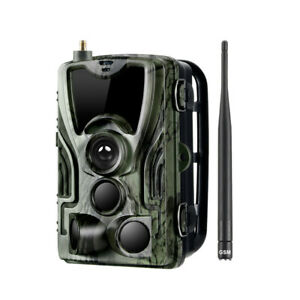 Waterproof Jungle Camera Wireless Surveillance Scouting Thermal Imagers Cam MMS