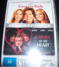 Georgia Rule / Crimes Of The Heart (Australia Region 4) 2 DVD – New