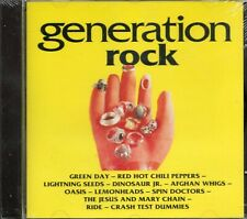 Generation Rock (1994 CD) Lightning Seeds/Oasis/Green Day/Jesus And Mary Chain