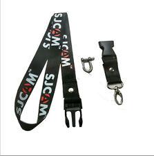 Soft Neck Strap Belt Lanyard Stainless Hook for SJ4000 SJ5000 SJCAM Gopro Black