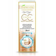 Bielenda CC Cream Body Perfector 10 in 1 Color Correcting Waterproof 175ml