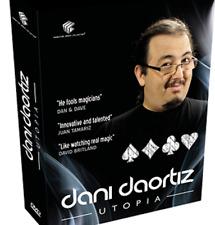 Utopia (4 DVD Set) by Dani DaOrtiz and Luis de Matos from Murphy's Magic