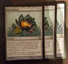 Mtg lotus bloom x 1 great condition