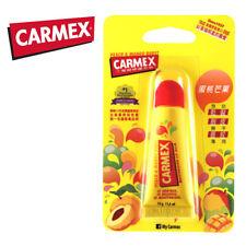[CARMEX] Moisturizing Lip Balm Tube (PEACH & MANGO BURST) Made in USA NEW