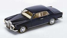 Bentley T1 Saloon 1967 (Coachwork By Mulliner Park Ward) Blue 1:43 Spark S3814