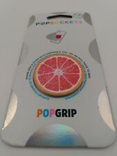 PopSockets PopGrip Cell Phone Grip & Stand - Grapefruit Slice NEW
