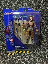 Peter Venkman Deluxe Real Ghostbusters Diamond Select Series 9 Firehouse Moc