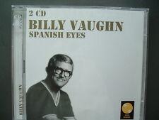 Billy Vaughn-Spanish Eyes, merce nuova, 2 CD Set, 2008