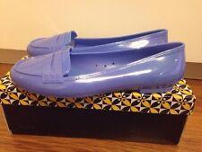 PESCE Libero Women's Jelly MOCASSINO Delfinio Scarpe TAGLIA 36 UK 3