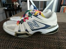 New listing Vintage New Balance 1005 Mens White Tennis Casual Shoes Mens Size 9