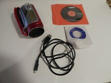 Samsung Digital Cam Shoot & Share Memory Camcorder Sc-Mx20R 34x Optical ZoomUsed