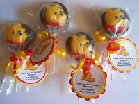 24 Disney Winnie the Pooh Oreo Pop Favors Birthday Party Baby Shower