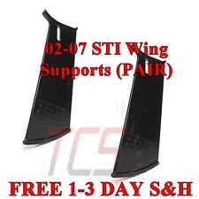 Perrin Subaru 02-07 WRX STi Spoiler Wing Stiffi Support / Rally / SET OF TWO