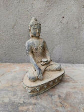 Tibet Bronze Buddhist Shakyamuni Sakyamuni Buddha Amitabha Bowl Statue