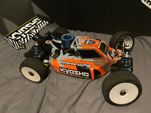 Kyosho Inferno MP9 tki4 - Upgraded and RTR - Competition Spec