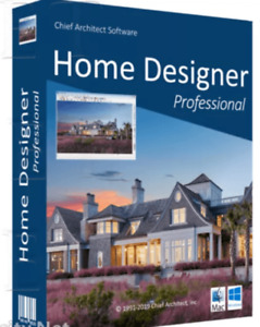 Chief Architect Home Designer Professional 2021 ✔️ FULL Version✔️ LIFETIME✔️ Win