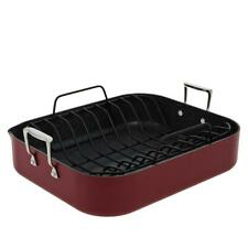 Curtis Stone DuraPan Ultimate 11 qt. Roaster Model 680-520
