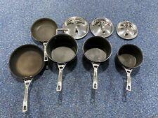 Circulon Pan Set, Induction, Pats Sauce Pans, Lids