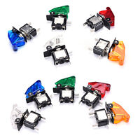 Universal 12V 20A Racing Car Vehicle ON/OFF Light Rocker Toggle Switch Cover、Pop