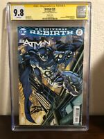 Batman #28 CGC Signature Series 9.8 Signed by Neal Adams