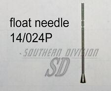 Float Needle 276 76 289 Amal Carburettor float bowl with bottem feed 14/024