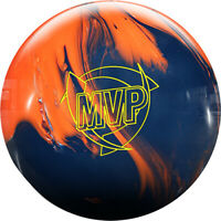 New Rotogrip MVP Solid Bowling Ball | 1st Quality 15# Pin 2 thru 4""
