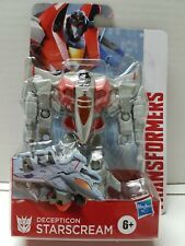Starscream Transformers Authentics Bravo Brand New