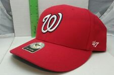 Washington Nationals Hat Baseball Cap Red 47 Forty Seven Brand MLB