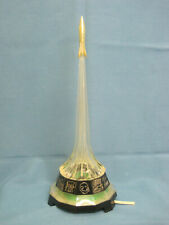 Building. Monument to the Conquerors of Space. Lamp. Plastic. The USSR.