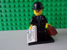 Genuine Lego minifigures The Business on from SERIES 8