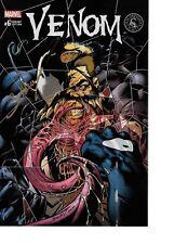 Venom #6 SCORPION COMICS VARIANT signed by Mark Bagley NM MOVIE SOON