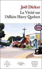 Vérité sur L'affaire Harry Quebert (la)