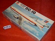 Revell lodela h-157 Mc Donnell Douglas dc-10 united a/scale 1:144 longueur 37,4cm