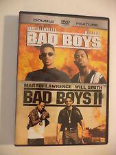Bad Boys/ Bad Boys II DBL Feature 2-Disc DVD