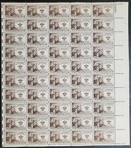 995 Boy Scouts MNH Sheet CV $15.00