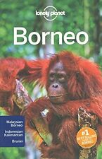 Lonely Planet Borneo (Travel Guide) New Paperback Book Lonely Planet, Isabel Alb